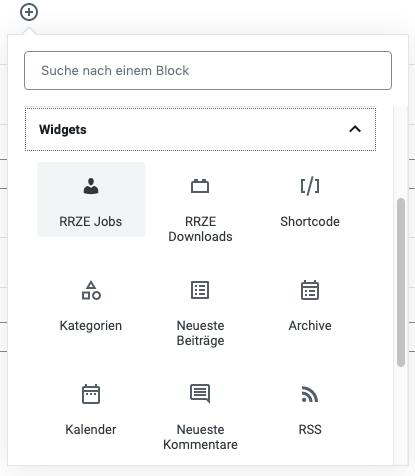 Gutenberg RRZE-Jobs 1