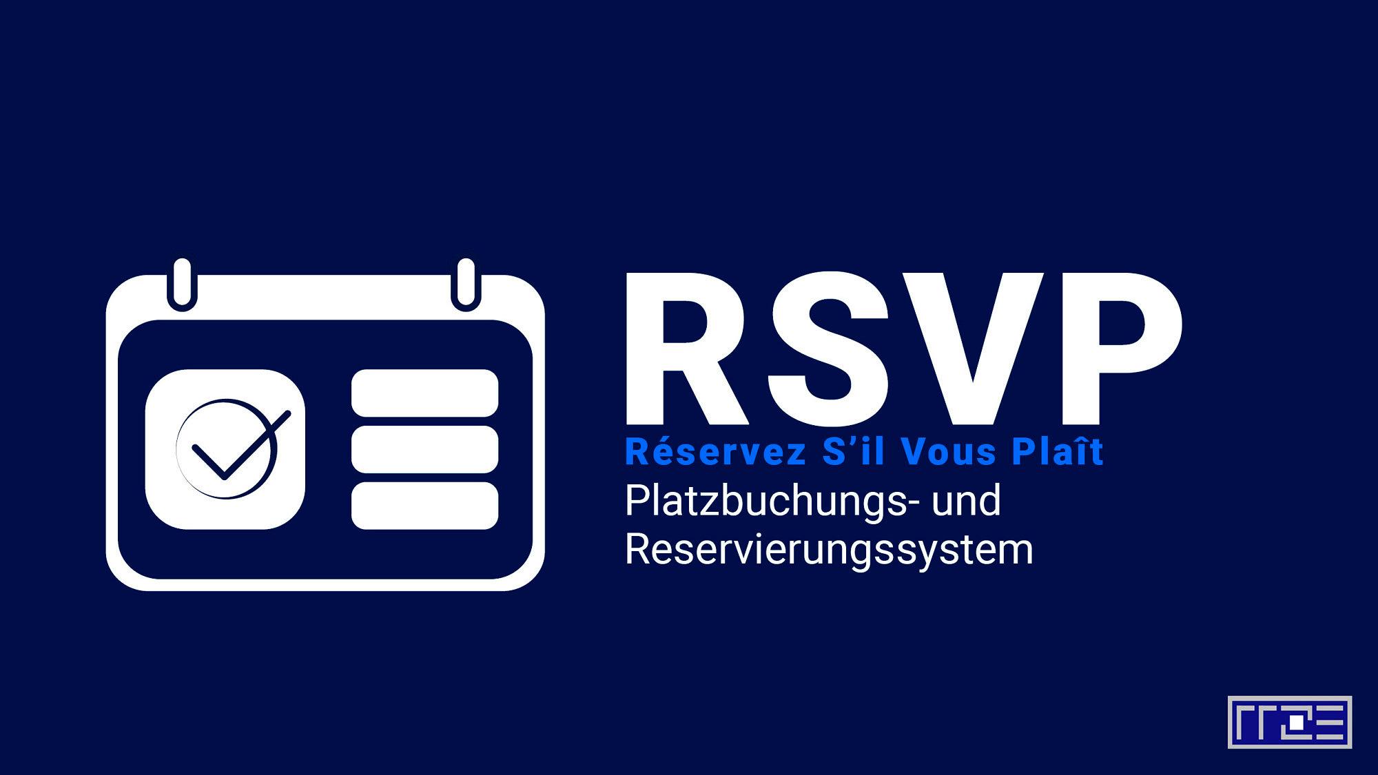 RSVP Titelbild